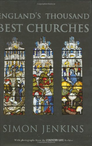 England's Thousand Best Churches.