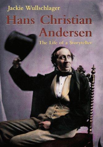 9780713993257: Hans Christian Andersen: The Life Of A Storyteller