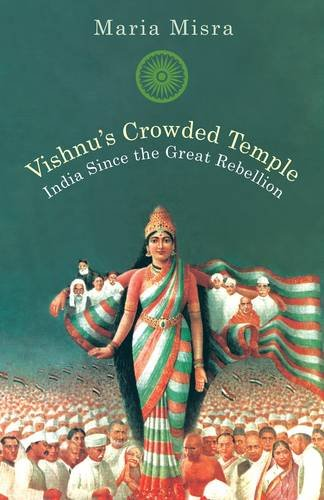 9780713993677: Vishnu's Crowded Temple: India Since the Great Rebellion