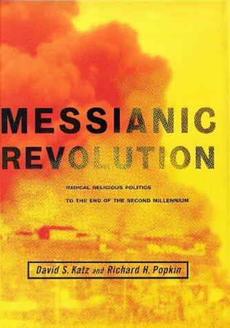 9780713993837: Messianic Revolution