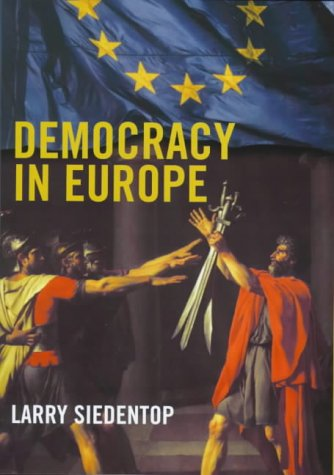 9780713994025: Democracy in Europe