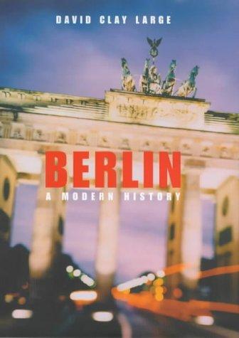 9780713994049: Berlin (Allen Lane History)