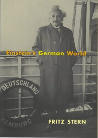 9780713994308: Einstein's German World (Allen Lane History)