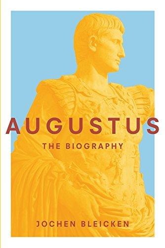 9780713994773: Augustus. A Biography: Eine Biographie
