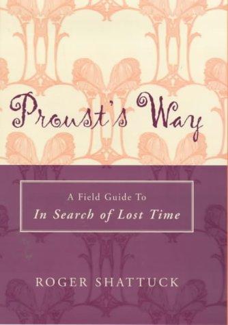 9780713994780: Proust's Way