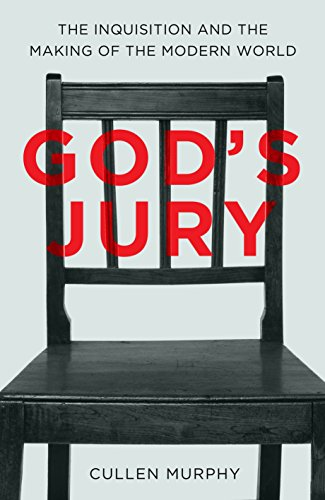 9780713995343: God's Jury: The Inquisition and the Making of the Modern World