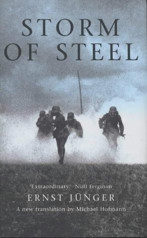 9780713995947: Storm of Steel