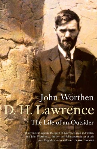 9780713996135: D. H. Lawrence : The Life of an Outsider