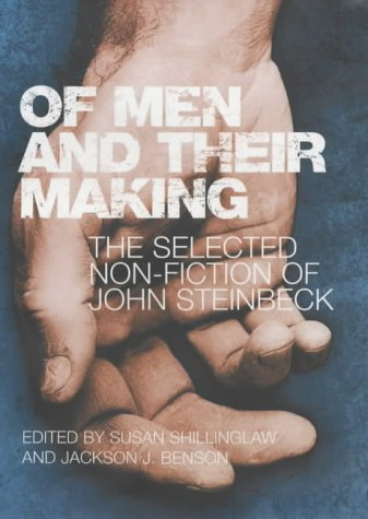 9780713996227: Of Men and Their Making: The Selected Non Fiction of John Steinbeck