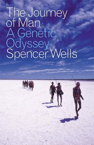 9780713996258: The Journey of Man: A Genetic Odyssey