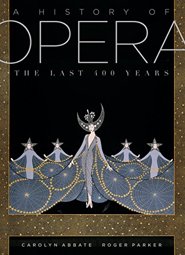 9780713996333: A History of Opera: The Last Four Hundred Years