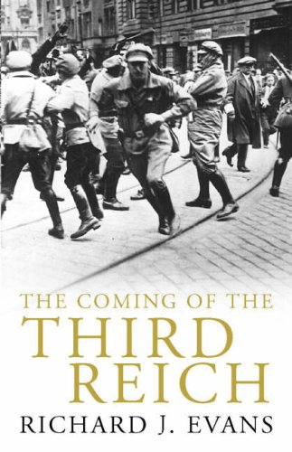 9780713996487: The Coming of the Third Reich