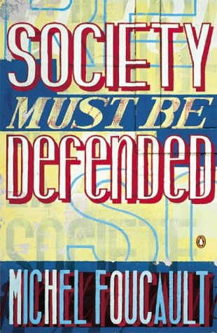 9780713997071: Society Must be Defended