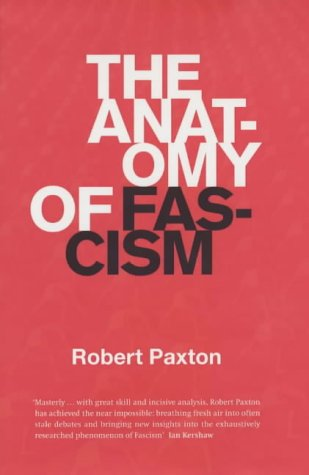9780713997200: The Anatomy of Fascism