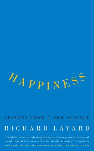 9780713997699: Happiness: Lessons from a New Science (Second Edition)