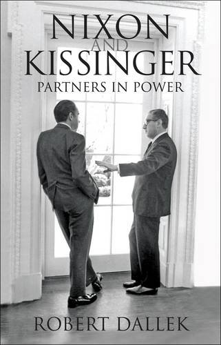 9780713997965: Nixon and Kissinger: Partners in Power