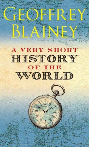 9780713998221: A Very Short History of the World