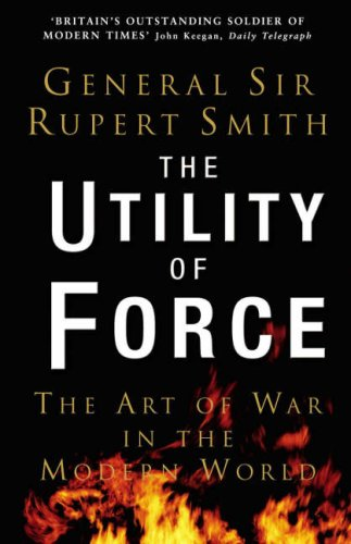 9780713998368: Utility of Force
