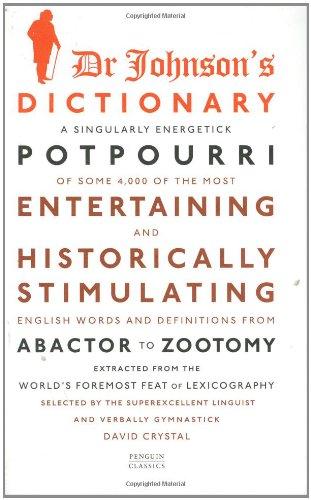 9780713998870: Dr Johnson's Dictionary