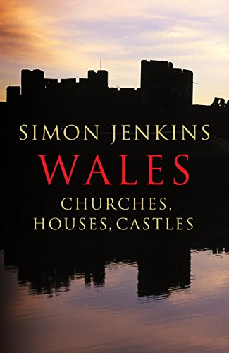 9780713998931: Wales: Churches Houses Castles