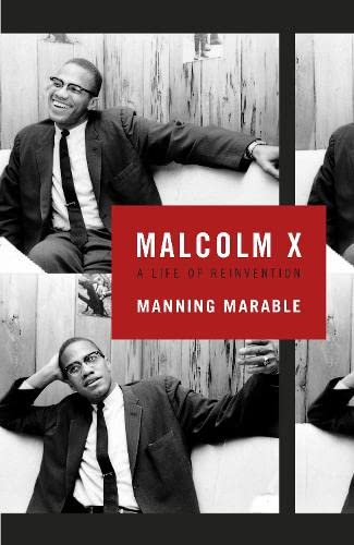 9780713998955: Malcolm X: A Life of Reinvention