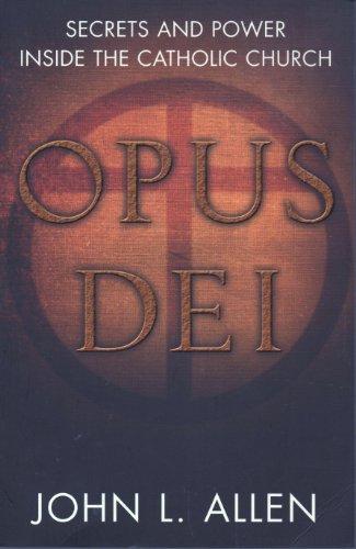 9780713999112: Opus Dei