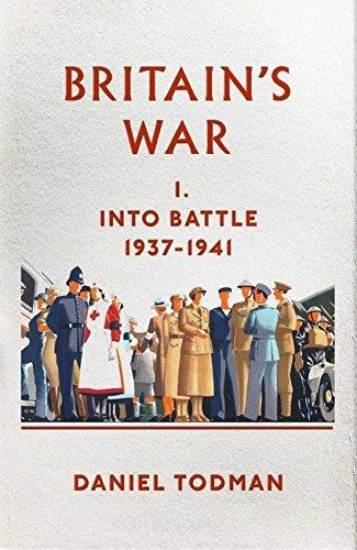 Into Battle, 1937-1941: Todman, Daniel