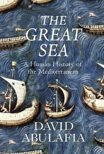 9780713999341: Great Sea,The: A Human History Of The Mediterranean