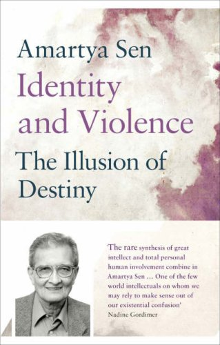 9780713999389: Identity and Violence: The Illusion of Destiny