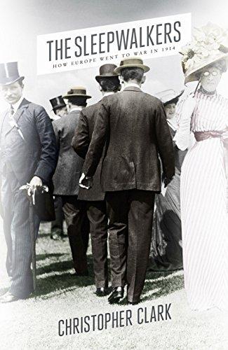 9780713999426: The Sleepwalkers: How Europe Went to War in 1914