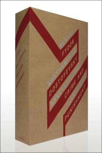 Crime and Punishment - (Penguin Designer Classics): Dostoyevsky, Fyodor