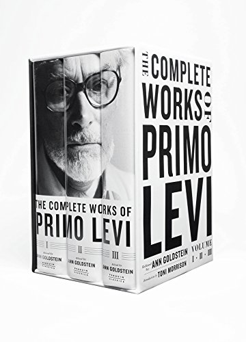 9780713999563: The Complete Works of Primo Levi