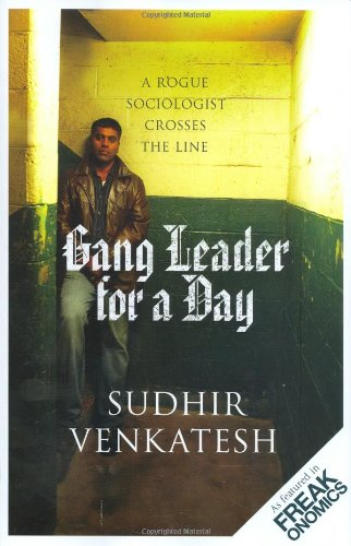 9780713999938: Gang Leader For A Day