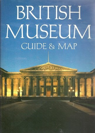 9780714100241: The British Museum Guide and Map