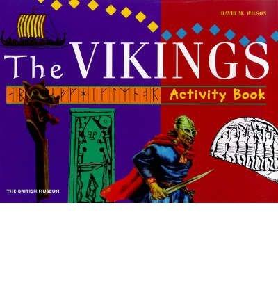 9780714105499: The Vikings Activity Book (British Museum Activity Books)