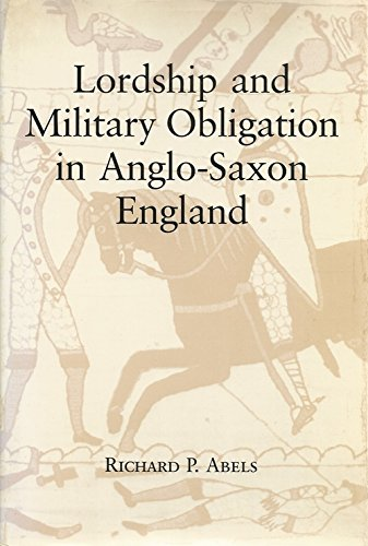 9780714105529: Lordship and military obligation in Anglo-Saxon England