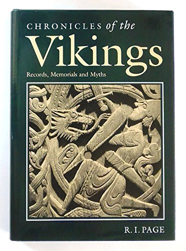 9780714105642: Chronicles of the Vikings: Records, Memorials and Myths