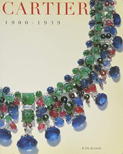 9780714105888: Cartier 1900-1939: 1900-39