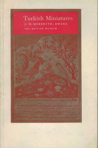 Turkish miniatures.: G. M. MEREDITH-OWENS.