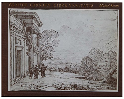 9780714107486: Claude Lorrain, Liber veritatis