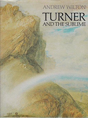 9780714107783: Turner and the Sublime