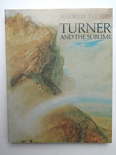 9780714107790: Turner and the Sublime