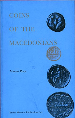 9780714108278: Coins of the Macedonians