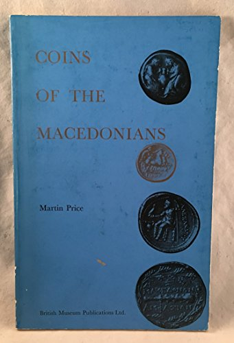 9780714108308: Coins of the Macedonians
