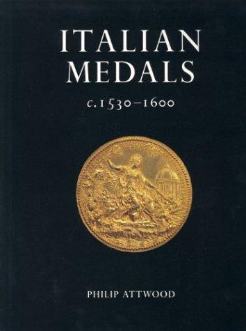 9780714108612: Italian Medals C.1530-1600