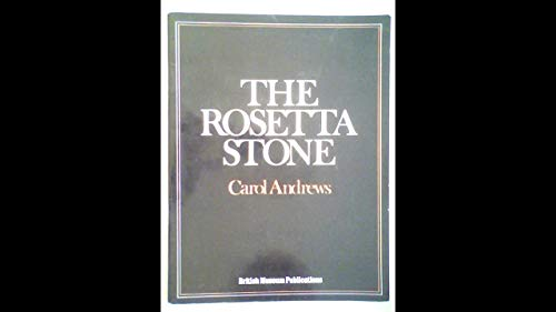 The Rosetta Stone: Andrews, Carol