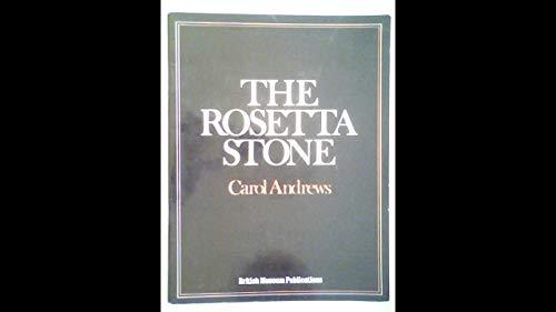 9780714109312: The Rosetta Stone