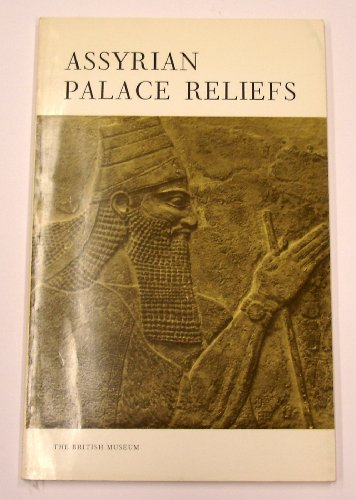 9780714110745: Assyrian Palace Reliefs