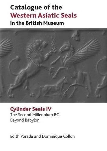 9780714111308: Catalogue of the Western Asiatic Seals in the British Museum (Cylinder Seals)