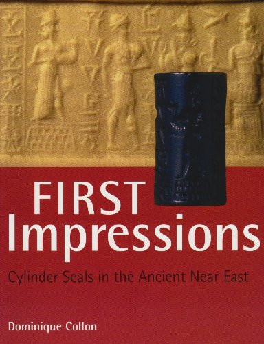 9780714111360: First Impressions: Cylinder Seals in the Ancient Near East (Paperback)